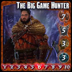 Male Big Game Hunter by krayisako