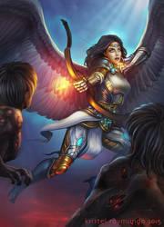 Nephilim by krayisako