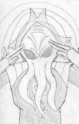 Mindflayer by The-Albino-Axolotl
