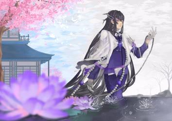 [F] Touken Sekki - Juzumaru by XSnowRoyale