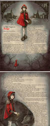 Little Red Riding Hood by Deevad