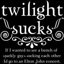 Twilight Sucks by laneamania