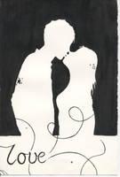 Love in Contrast by Seraphlyn
