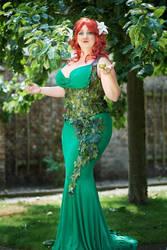 Poison Ivy Cosplay 2 by Seraphlyn