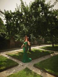 Poison Ivy Cosplay 3 by Seraphlyn