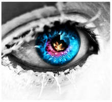 colorful eyes by miuxu0602