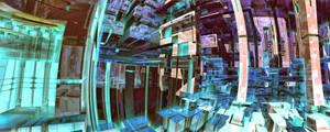 Menger storage rooms by dark-beam