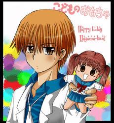 Oo_Happy B'day Hayama_oO by AnaKris