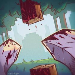 Minecraft by MeisterMash