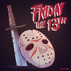 Friday the 13th by MeisterMash
