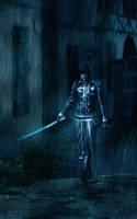 DGM: Rain by Hibary-san