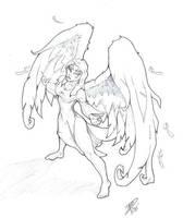 Angel by DustyGrafix