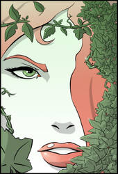 Poison Ivy - Close-up by StefanoMarinetti
