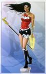 Wonder Woman by StefanoMarinetti