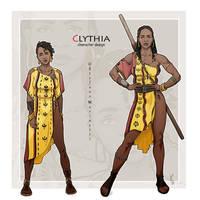 OC: Clythia by StefanoMarinetti
