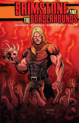 Brimstone Issue 1 Cover Art by TheBorderhounds