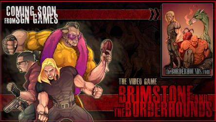 Borderhounds Video Game Promo by TheBorderhounds