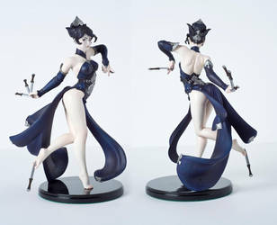 Xiong Mao figure complete ! by Atelier-Enaibi