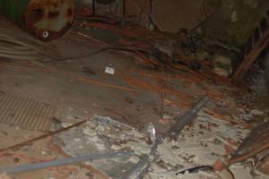 Zombie Apocalypse, Derelict Building. by PanicProductionsFilm
