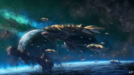 Invasion by LordDoomhammer