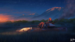 Ironswift Tales: Conguran Tank by LordDoomhammer