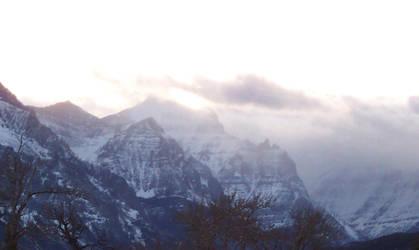 Mountain Paradise by Nordic-Blaze