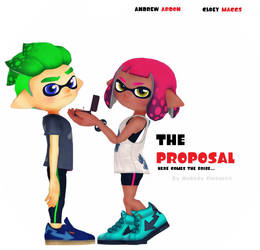 The Proposal (Splatoon Edition) by EpicMia17