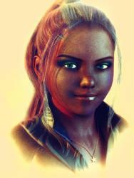 Rebecca 1 by StephaneB1