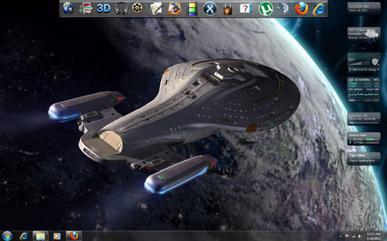 Current Desktop march 2012 by MJCSD
