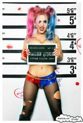 2017 - Harley Quinn .2. by radoslawstuba
