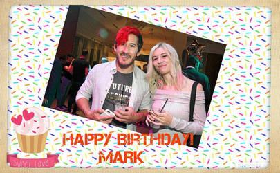Happy Birthday! Mark by LadySakuraAvalon