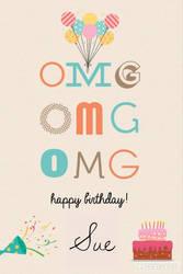 Happy Birthday! by LadySakuraAvalon