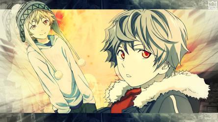 Yukine Wallpaper - @Noragami by Kingwallpaper
