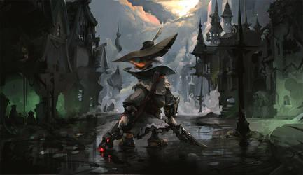 Duckborne by oritey