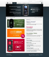 HELLOMOTO Redesign by daemonumbrae