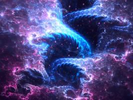Bridge of Dreams by Cosmic-Cuttlefish