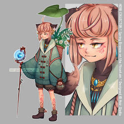 [CLOSED ADOPT] Herb Collector by Noir-Gladia