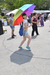 pride 2012 by Hazelgirl