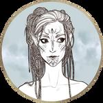 DAO: Eyrwyn Mahariel [Gift] by LadyTheirin