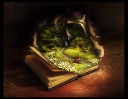 Living book by Tyami