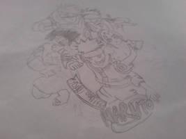 Naruto by jwallace118
