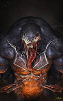 Venom by AdduArt