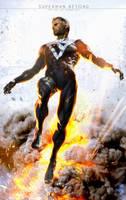 Superman Beyond by AdduArt