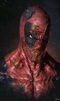 Deadpool by AdduArt