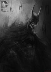 Batman: Gotham's Knightmare by AdduArt