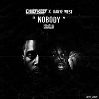 Chief Keef Kanye West Nobody by gerbergfx
