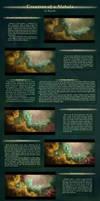 Creation of a nebula by Ranarh