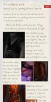 Tiny tips: It's a material world by Ranarh