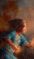Genius Loci: Burner by Ranarh