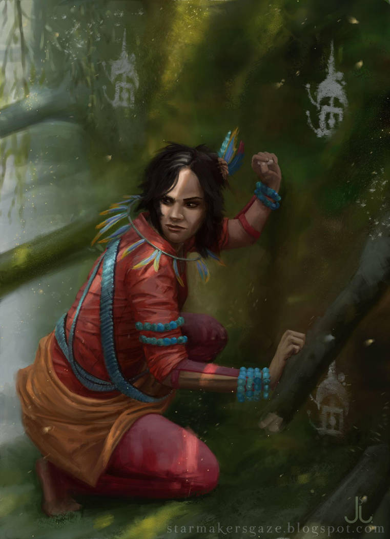 Genius Loci: Nightly Traveller by Ranarh